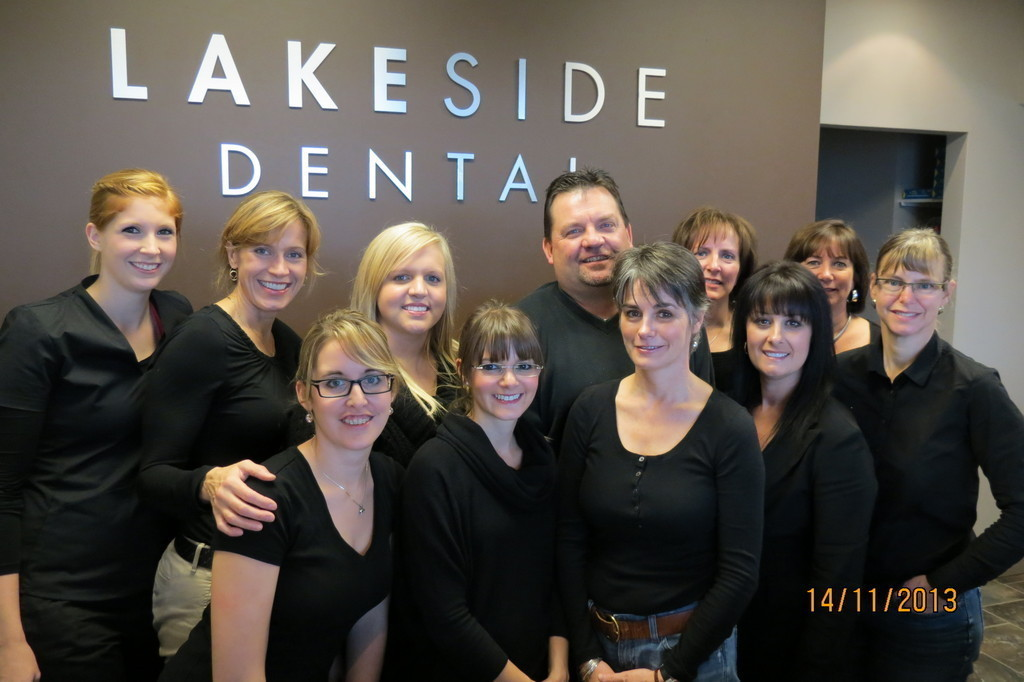 The Lakeside Team!